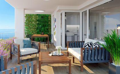 Appartement te koop in Villajoyosa