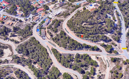 Building ground for sale in Benissa