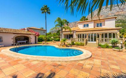 Buitengewoon huis te koop in Xàbia/Javea