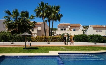 Bungalow te koop in Calpe