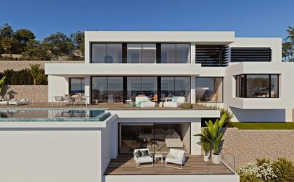 Exceptional house for sale in Benissa