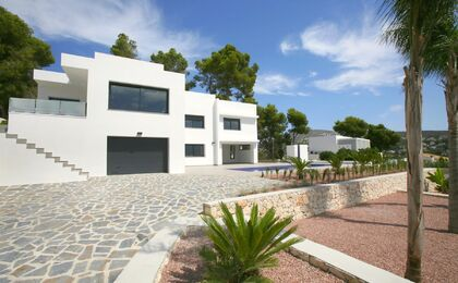 Exceptional house for sale in Moraira
