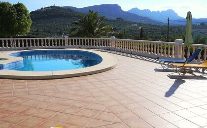House for sale in Calpe