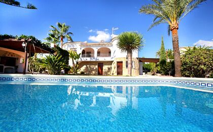 House for sale in Moraira
