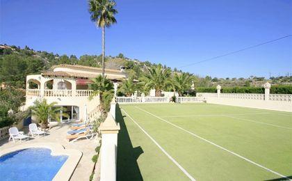 Villa te koop in Benissa