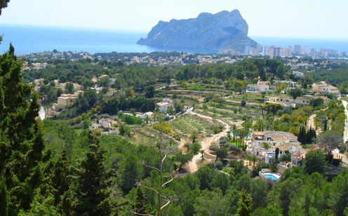 Festivities in Calpe